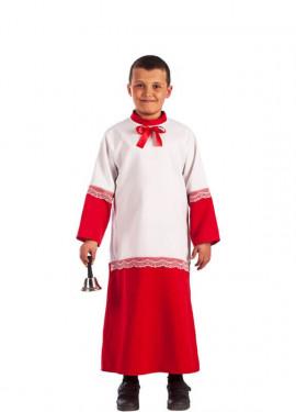 Costume da chierichetto  per bambini
