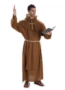 Disfraz de Monje Franciscano para hombre