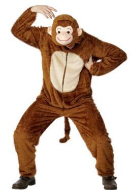 Disfraz de Mono Chimpancé para adulto
