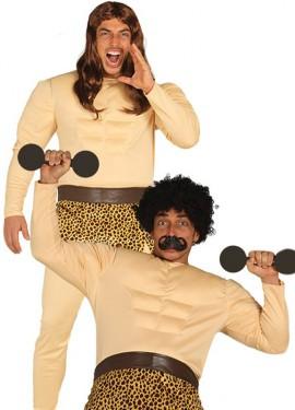 Disfraz de Mono Musculoso 3 En 1 para hombre