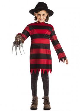 Disfraz de Monstruo de Pesadilla para niña