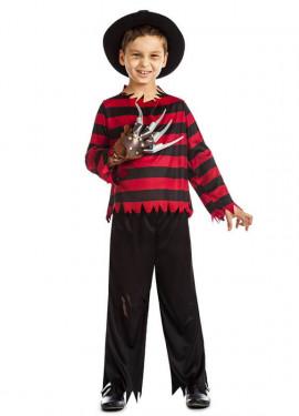 Disfraz de Monstruo de Pesadilla para niño