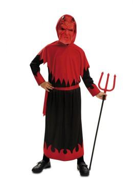 Disfraz de Monstruo Demoniaco para niños para Halloween