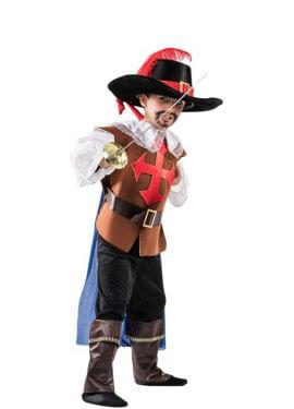 Disfraz de Mosquetero para niño