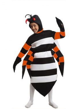 Disfraz de Mosquito Tigre para niños