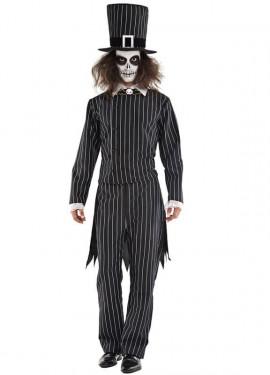Disfraz de Mr. Grimbone para hombre