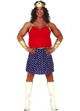Costume da Wonder Woman per uomo