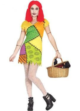 disfraces mujer trapo