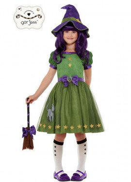 Costume da Bambola Santoro The Hour Witch Gorjuss per bambina