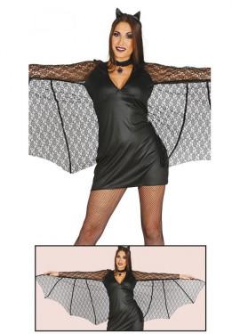 Disfraz de Murciélago sexy para mujer