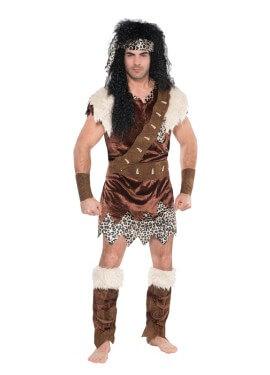 Déguisement Homme de Néandertal ou des Cavernes hommes plusieurs tailles