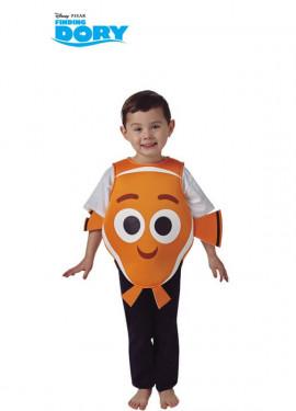 Disfraz de Nemo de Buscando a Dory para niño