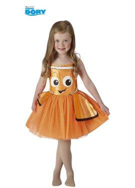 Disfraz de Nemo Tutú de Buscando a Dory para niña