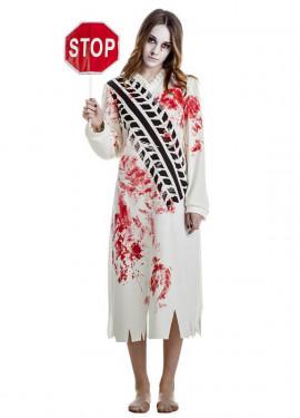 Disfraz de Niña de la Curva para mujer