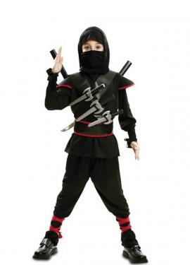 Disfraz de Ninja Killer para niño