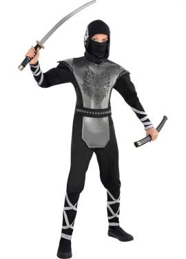 Déguisement de Ninja Loup pour Garçons et Ados Plusieurs tailles