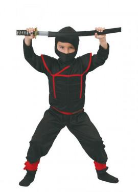 Disfraz de Ninja Shinoby para niño