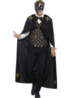 1045826cab2e Disfraz de Noble Gótico de Época para hombre ...