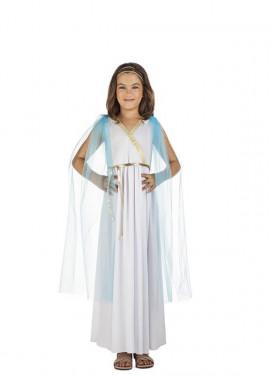 Disfraz de Noble Griega para niña