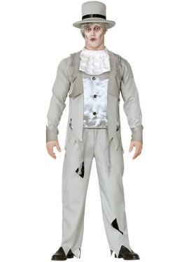 c0c33de47 Disfraces de Novio Cadáver para Hombre · El disfraz de moda
