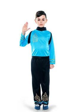 Disfraz de Oficial galáctico para niño
