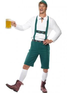 Déguisement Oktoberfest Bavarois pour homme plusieurs tailles