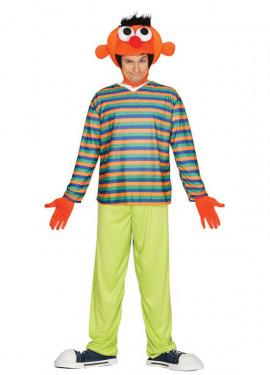 Disfraz de Orange Man para hombre
