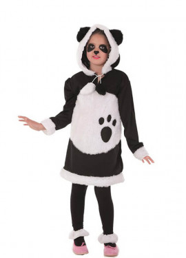 Disfraz de Osa Panda mimosa para niña