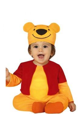 Disfraz de Osito de la Miel para bebé
