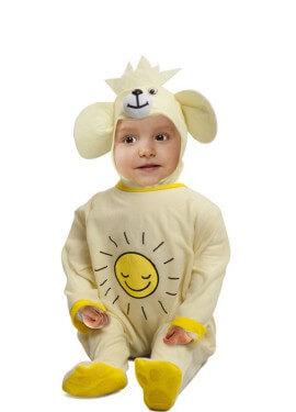 Disfraz de Osito Sol para bebé
