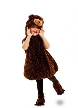 Disfraz de Oso de Peluche para niños