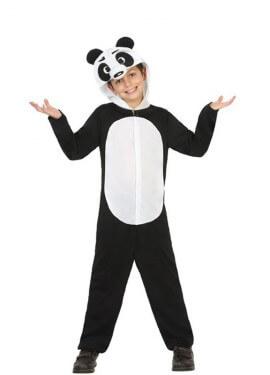 Disfraz de Oso Panda para niño