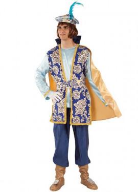 Disfraz de Paje Real de Gaspar para hombre