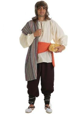 Disfraz de Panadero medieval para hombre