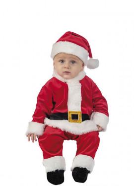 Disfraz De Mama Noel Para Nina - Bebes-vestidos-de-papa-noel