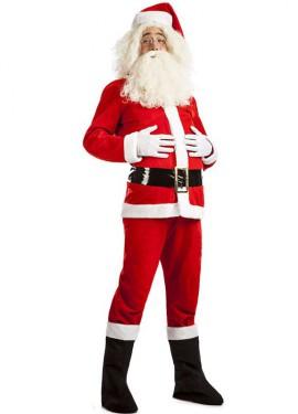 Disfraz de Papá Noel para hombre