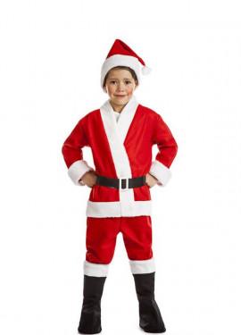 Déguisement de Père Noël pour garçon
