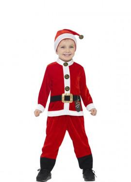 Disfraces de pap noel para navidad ni os - Disfraz papa noel nino ...