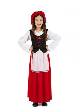 Costume da Pastorella per bambina