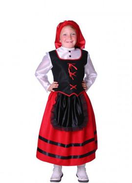 Disfraz de Pastora para niñas