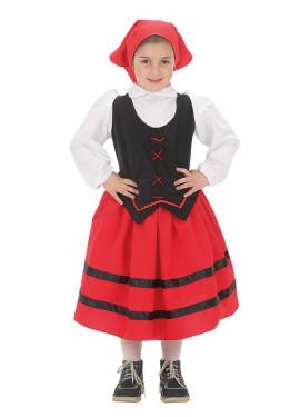 disfraz de pastorcilla aldeana para nia
