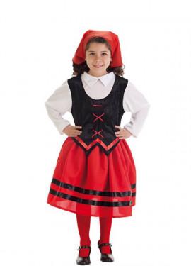 Disfraz de Pastorcilla económico para niña