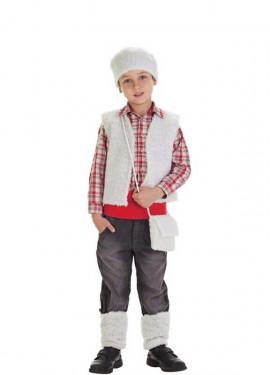 Disfraz de Pastorcillo económico para niño