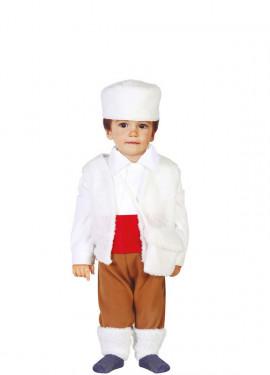 Disfraz de Pastorcillo para bebé