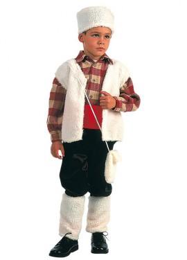 Disfraz de Pastorcillo rústico para niño
