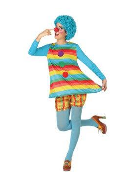 Disfraz de Payasa para mujeres
