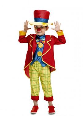 Disfraz de Payasete para niño