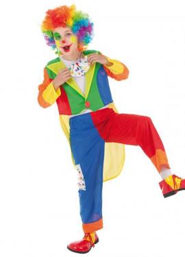 Déguisement Clown Tino pour garçon