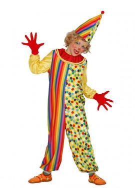 Disfraz de Payasito Topos para niño