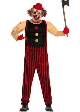 Déguisement de Clown Assassin pour homme
